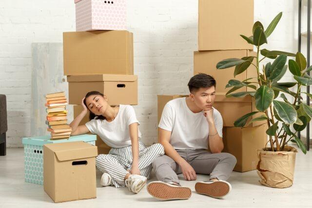 引っ越しの荷造りで、効率よく梱包するコツや注意点は?
